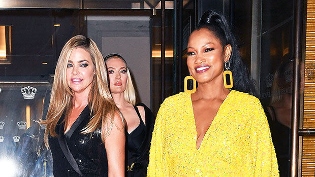 Garcelle Beauvais Is 'Not Surprised' Denise Richards Quit 'RHOBH': She 'Had Enough'