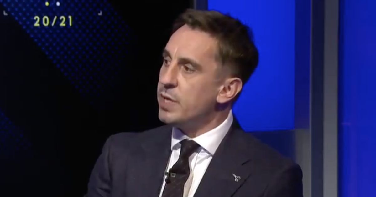 Gary Neville gives his verdict on Mikel Arteta after latest Arsenal transfer
