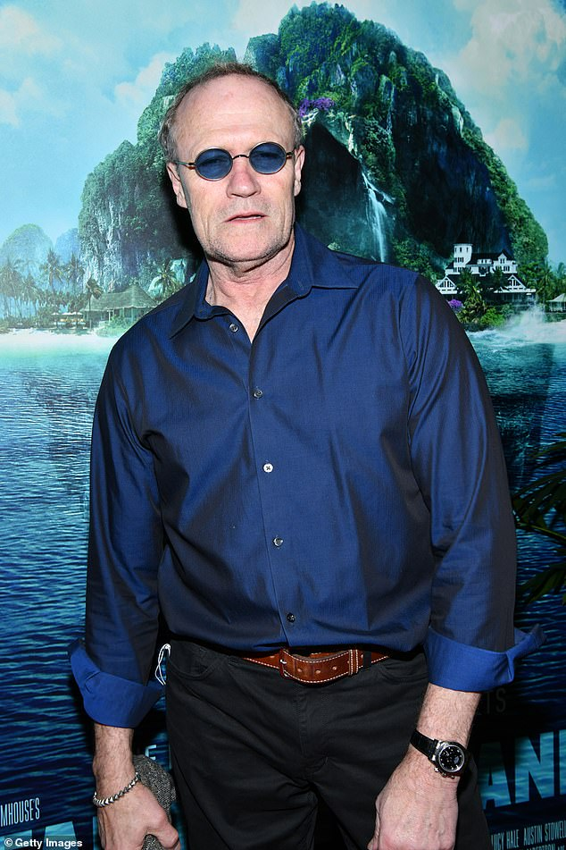 Recovered: Michael Rooker has detailed his battle with COVID-19 on social media, telling fans that his body