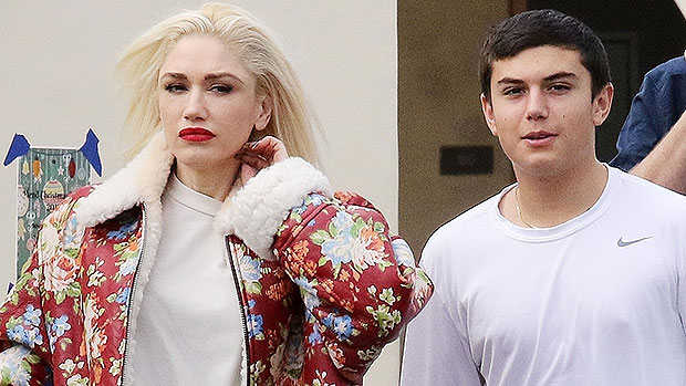 Gwen Stefani's Son Kingston Rossdale, 14, Covers Smashing Pumpkins In Music Video At Family's New Mansion