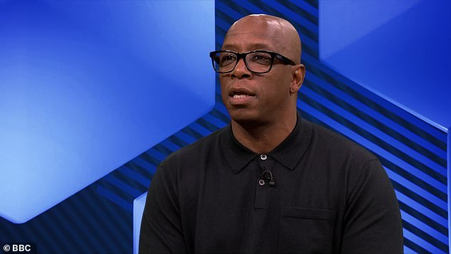 Ian Wright 'set to explore domestic abuse and his troubled childhood in BBC documentary'