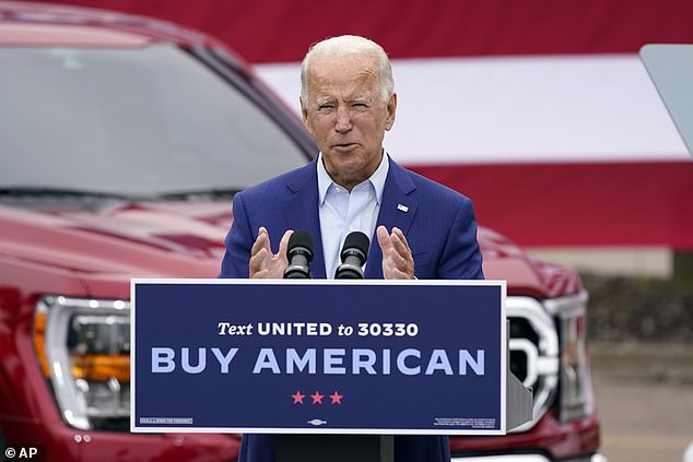 Democratic nominee Joe Biden went after President Donald Trump Wednesday for knowing just how dangerous the coronavirus was in February but downplaying it for months to the American people