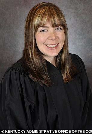 Kenton County Judge Dawn Gentry (pictured) was removed from the bench Monday after the Kentucky Judicial Conduct Commission found her guilty of 10 charges of misconduct