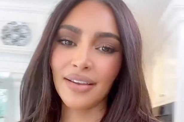 Kim Kardashian gives fans tour of brother Rob's pad as each room fuels nostalgia