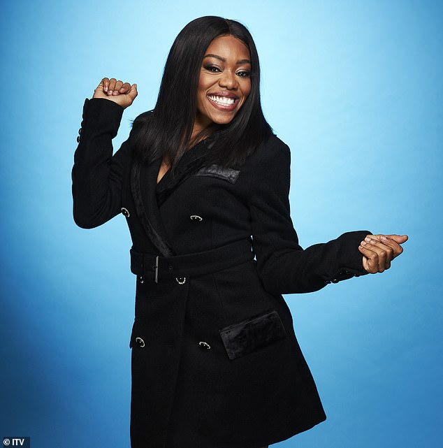 Lady Leshurr is the tenth star CONFIRMED to appear in Dancing on Ice 2021