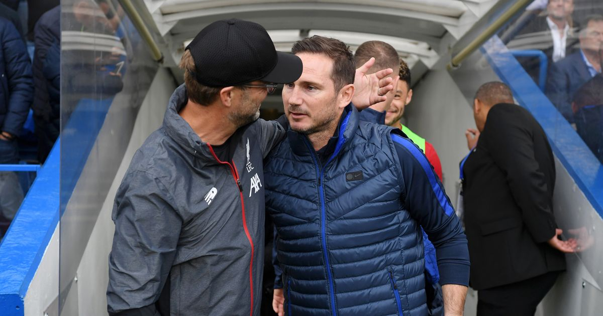 Lampard enters familiar territory as Klopp rivalry reaches key juncture