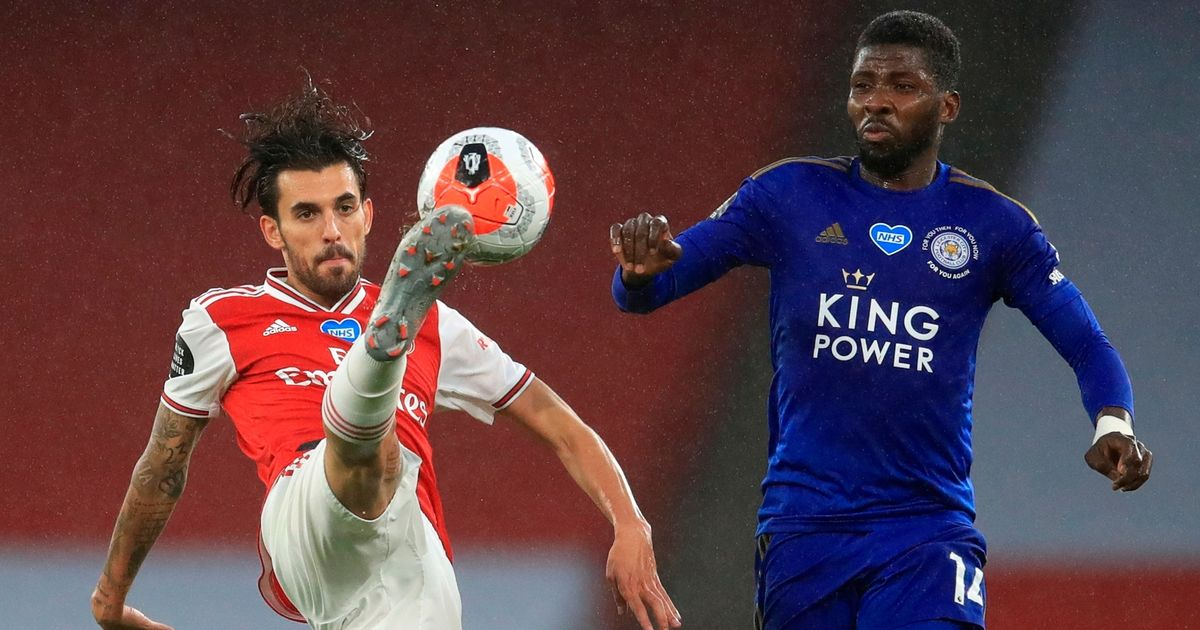 Leicester vs Arsenal kick-off time, TV and live stream information