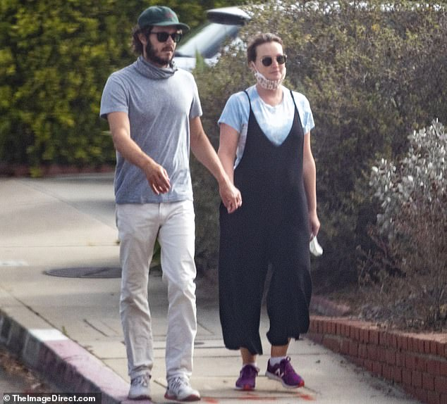 Happy news: Leighton Meester