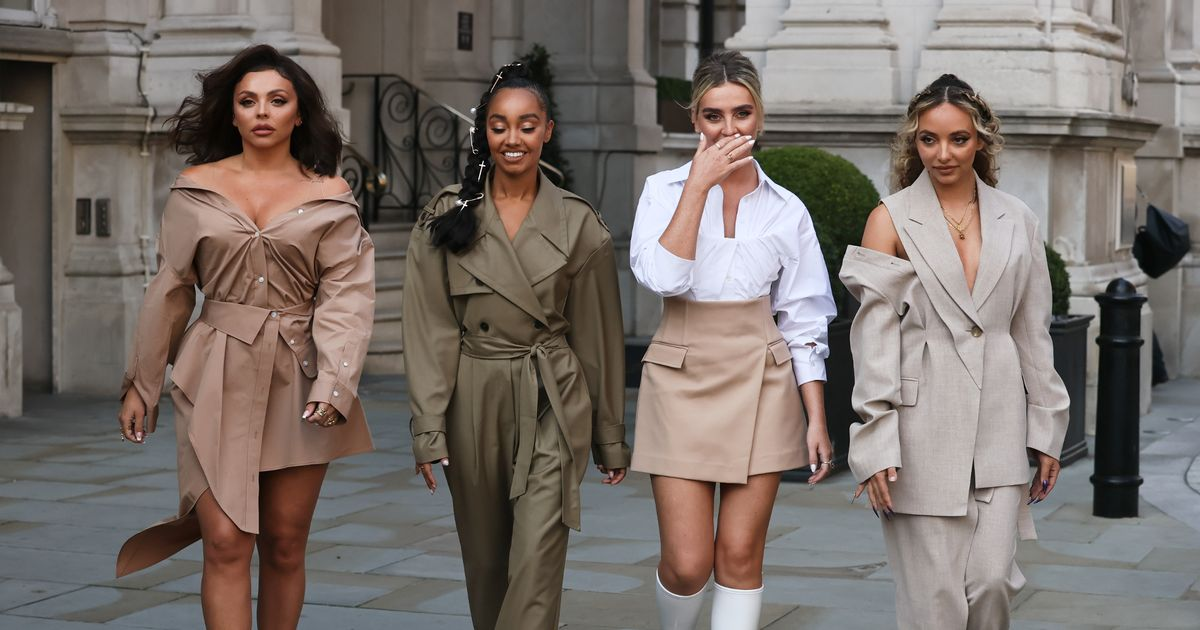 Little Mix's fortune soars to £28million without releasing an album last year