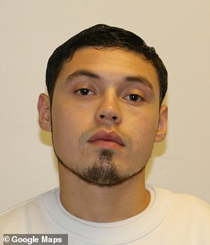 Ever Morales-Lopez, 26, was released from prison for five days on September 3