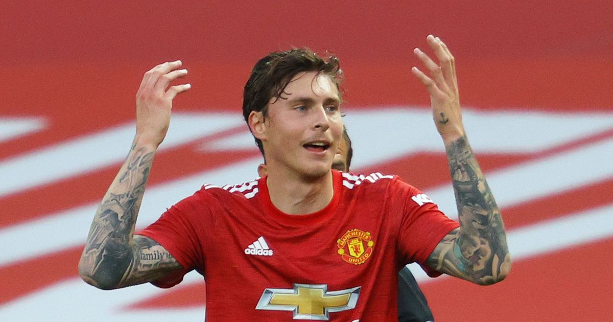 Man Utd fear Victor Lindelof is at risk of burnout after two games