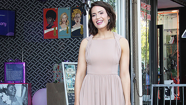 Mandy Moore Pregnant: Actress Announces She's Expecting 1st Child With Husband Taylor Goldsmith