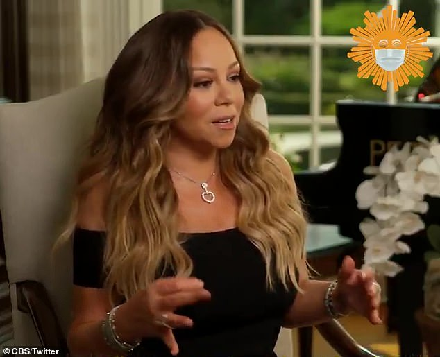 Mariah Carey says marriage to Tommy Mottola was 'like having a controlling father or warden'
