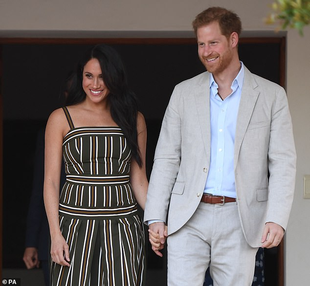 Meghan Markle and Prince Harry 'ruined' Africa trip attacking press
