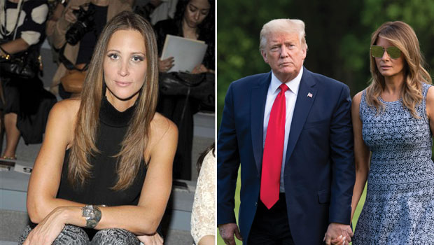 Melania Trump's Ex-BFF Says She's 'Arm Candy' For Donald In Their 'Transactional Marriage'