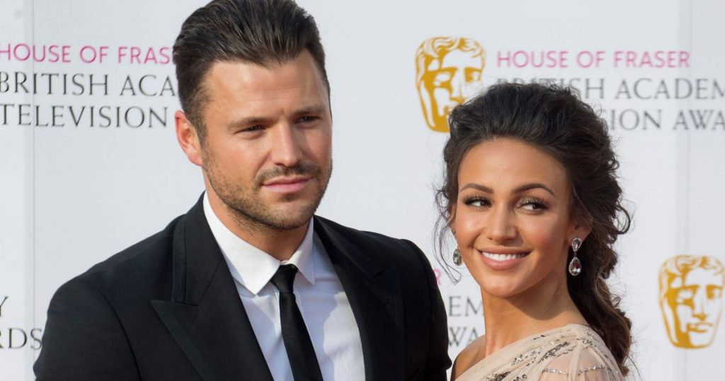 Michelle Keegan Flaunts Abs After Lauren Goodger Posts Cosy Mark Wright Snaps The State