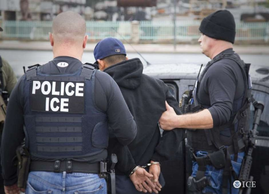 Migrant sentenced to 18 months in prison for beating an ICE agent during a raid | The NY Journal
