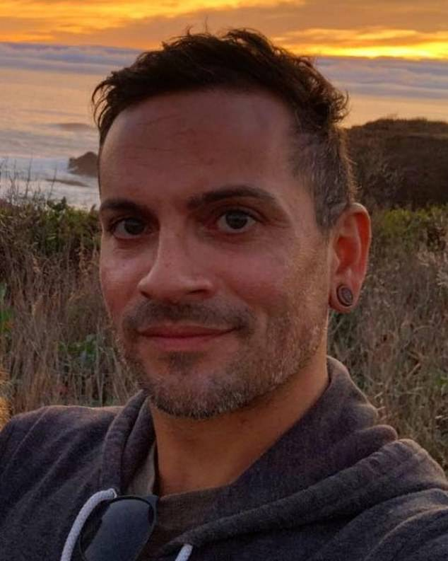 Jonathan DeNardo (pictured), the San Francisco cosmetologist who did Nancy Pelosi