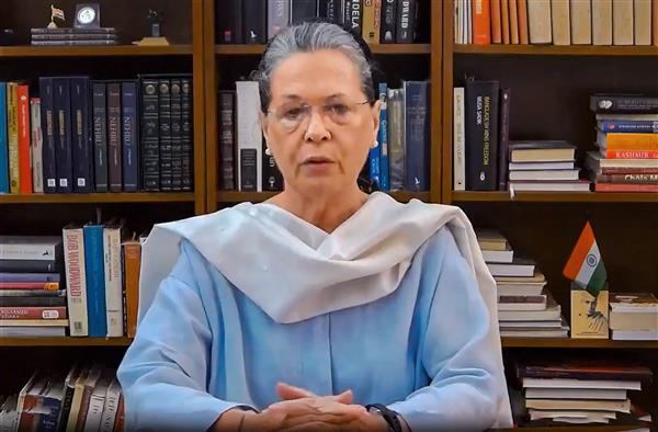 Negate farm Bills with your own laws: Sonia to Cong-ruled states