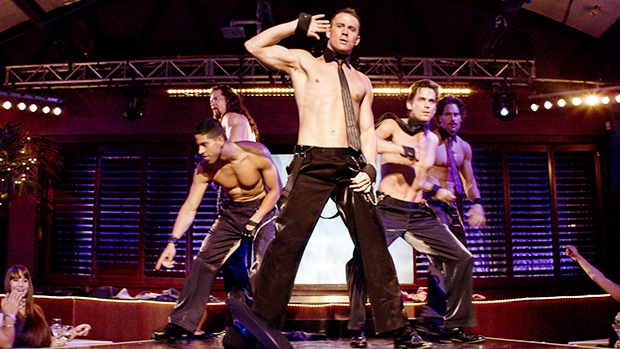 Netflix Releases Sexy 'Magic Mike' Stripping Scene Without Music & It's So 'Uncomfortable' — Watch