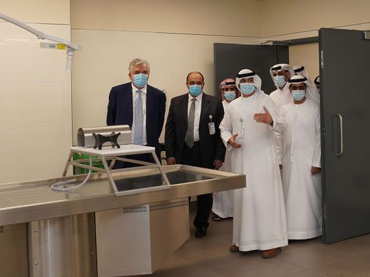 New central mortuary opens in Al Ain, offering services to all communities