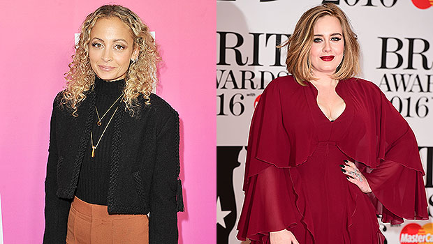 Nicole Richie Hilariously Scares Adele In Throwback Video — Watch