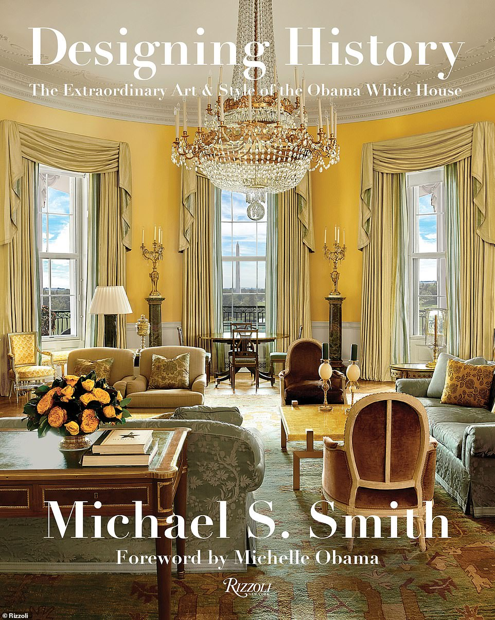 Look inside! Designing History: The Extraordinary Art & Style of the Obama White Houseis taking readers inside the Obama White House