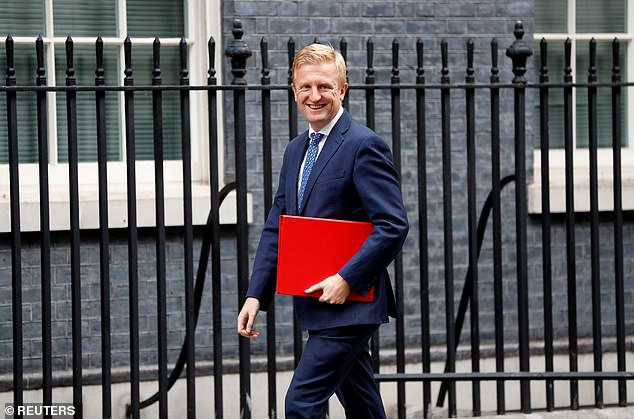 Oliver Dowden issues statue warning to museums and galleries