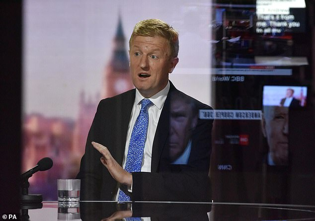 Oliver Dowden says Premier League deal to help EFL could be agreed this week