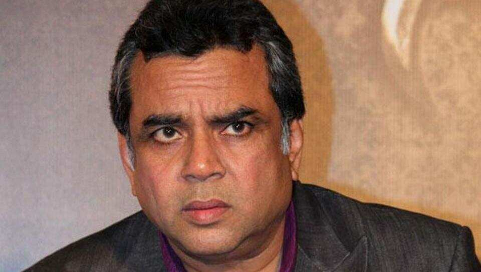 Paresh Rawal has been appointed as the chief of the National School of Drama.