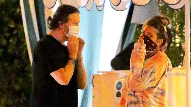 Paris Jackson Dines Out With Mystery Man 4 Weeks After Her Split From Gabriel Glenn