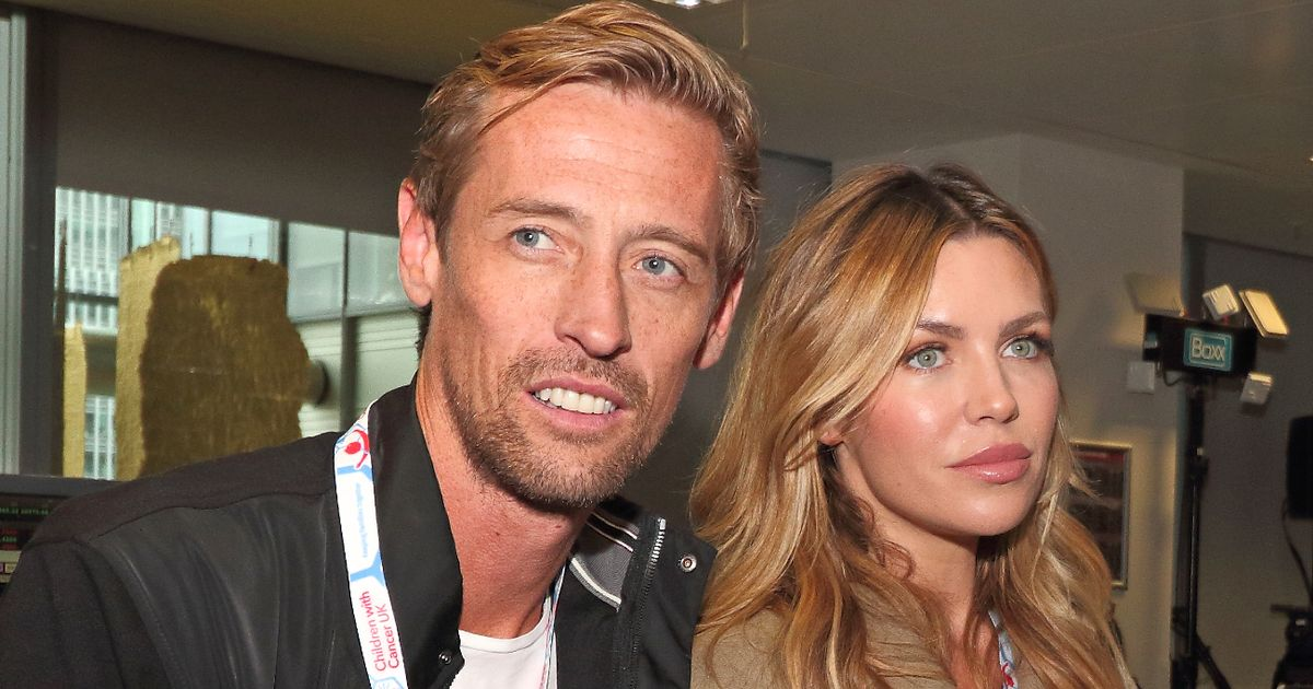 Peter Crouch and Abbey Clancy's mansion flooded with £80K worth of damage