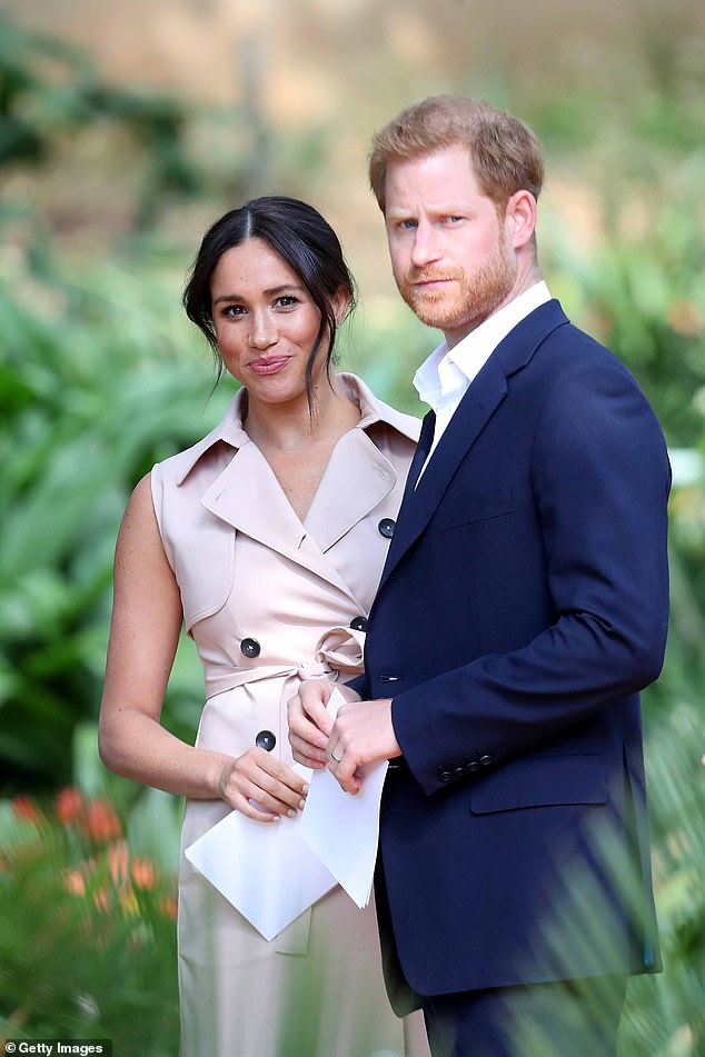 Prince Harry and Meghan Markle are notably missing from the Royal party in Balmoral