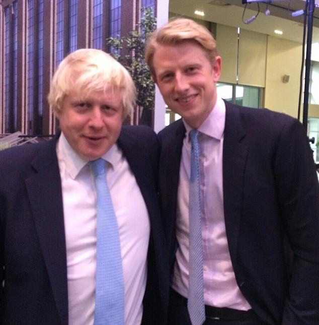 Private Covid testing firm hires Boris Johnson's half-brother Max in hope he can 'open doors'