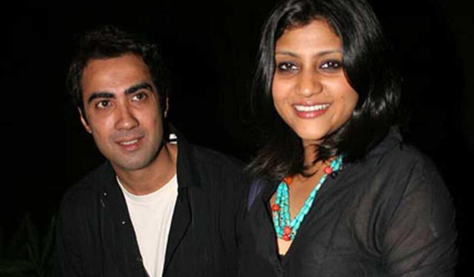Ranvir Shorey and Konkona Sensharma, who got married in 2010, were granted divorce last month.