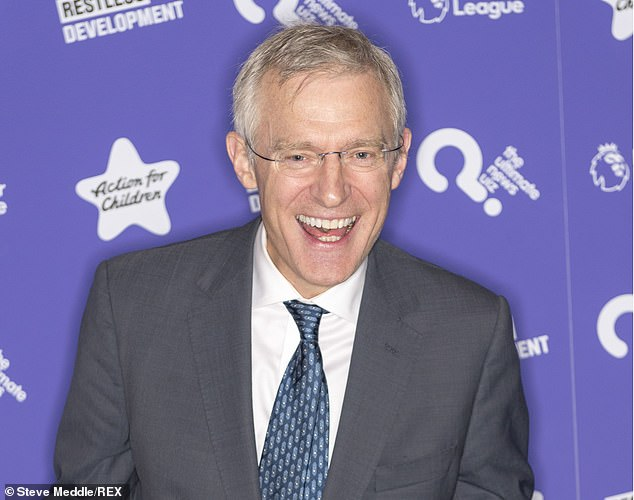 Ebullient broadcaster Jeremy Vine achieved notoriety when it emerged that his BBC pay dwarfed that of his colleagues — £700,000-£750,000 in a single year