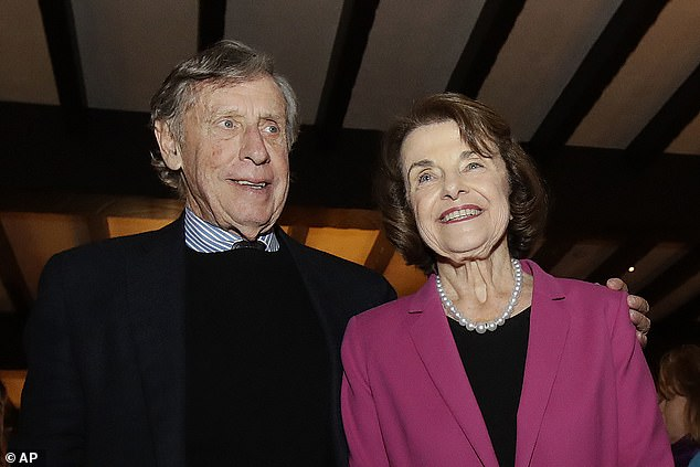 Senator Dianne Feinstein's husband used clout as UC regent to get student off waitlist