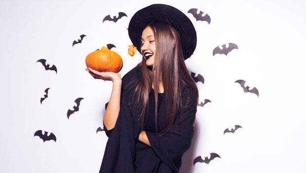 Girls' Witch Costume