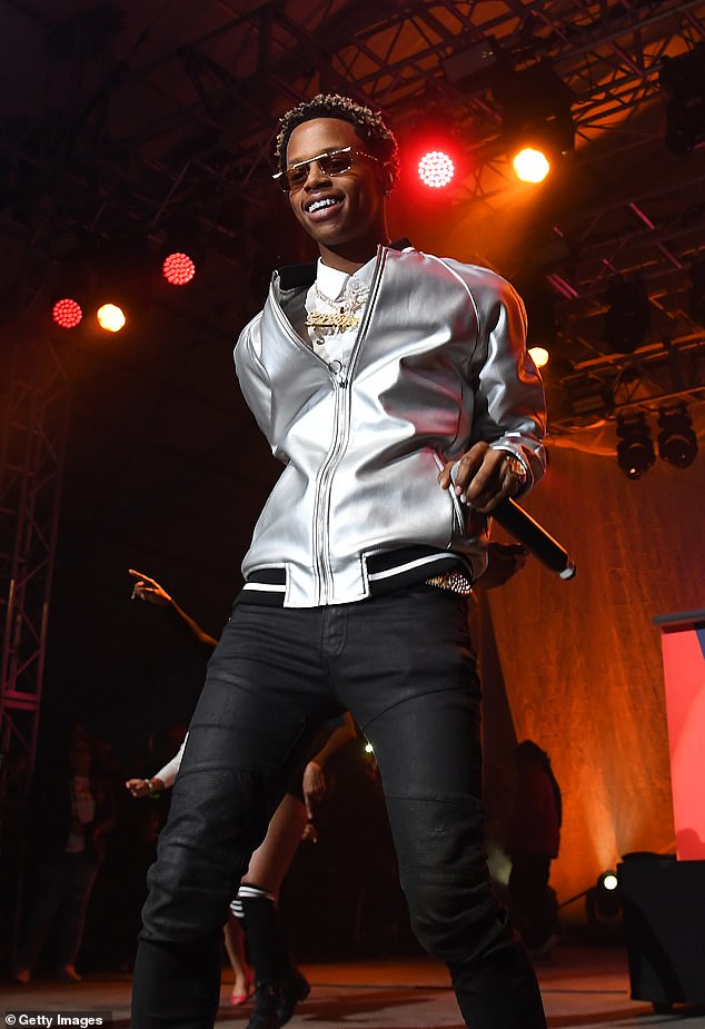 The latest:Watch Me (Whip/Nae Nae) rapper Silento, 22, is accused of attacking two people in their Los Angeles area home with a hatchet last week, according to officials. He was snapped in Atlanta last year