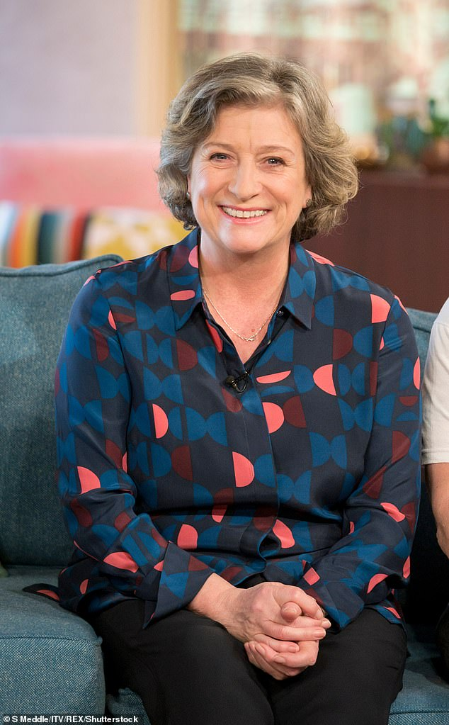 Caroline Quentin has been unveiled as the first celebrity to take part in Strictly Come Dancing 2020