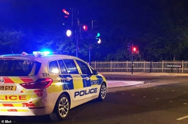 Met Police were called at 8pm to North Road, Islington, and found a young man suffering with stab injuries