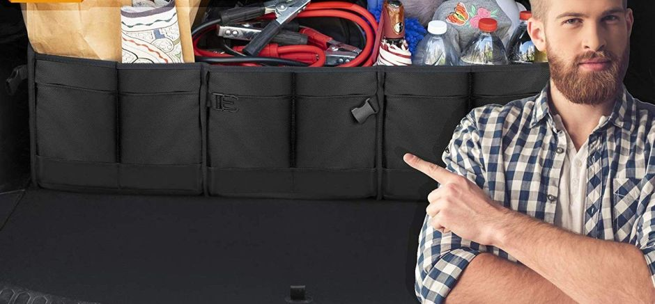 The 5 best organizers so you don't have your trunk messy | The NY Journal