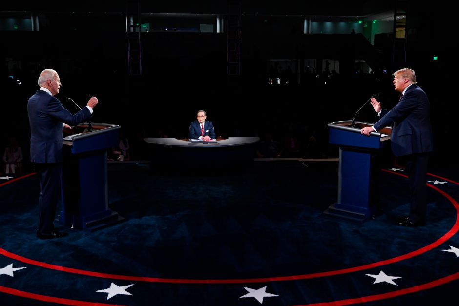 The lies and inaccuracies told during the presidential debate between Joe Biden and Donald Trump | The NY Journal