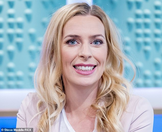 Comedian and author Sarah Pascoe, 33, extols the virtues of not having a backup plan in life