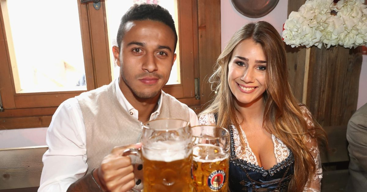 Thiago's wife sends Instagram message about Liverpool as new star named on bench