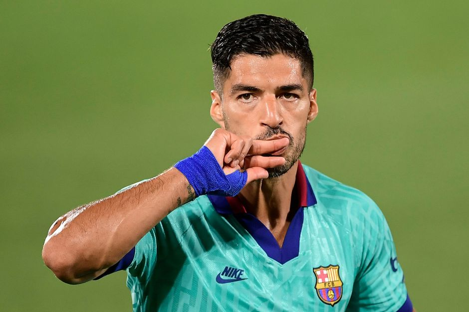 This is the luxurious mansion from which Luis Suárez says goodbye after his sad departure from Barcelona | The NY Journal
