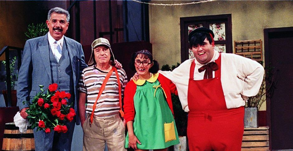 "This is what happened to the actors who gave life to the characters of ""El Chavo del 8"" 