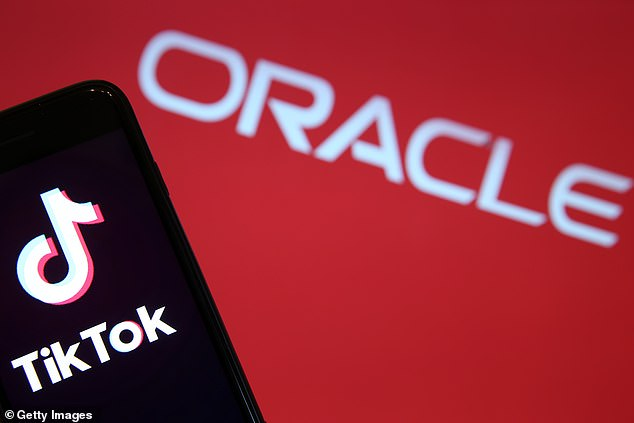 Oracle has agreed to buy a minority stake in TikTok