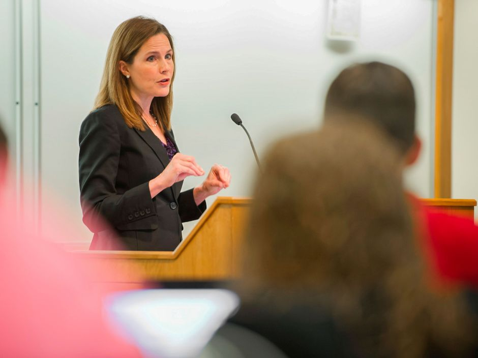 Trump to Nominate Judge Amy Coney Barrett for Supreme Court | The NY Journal