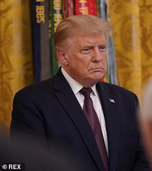 President Trump has vented his fury following news that more than 15 phones belonging to the investigative team of then-Special Counsel Robert Mueller were wiped before they were handed over to the Justice Department to be examined for proof of potential bias